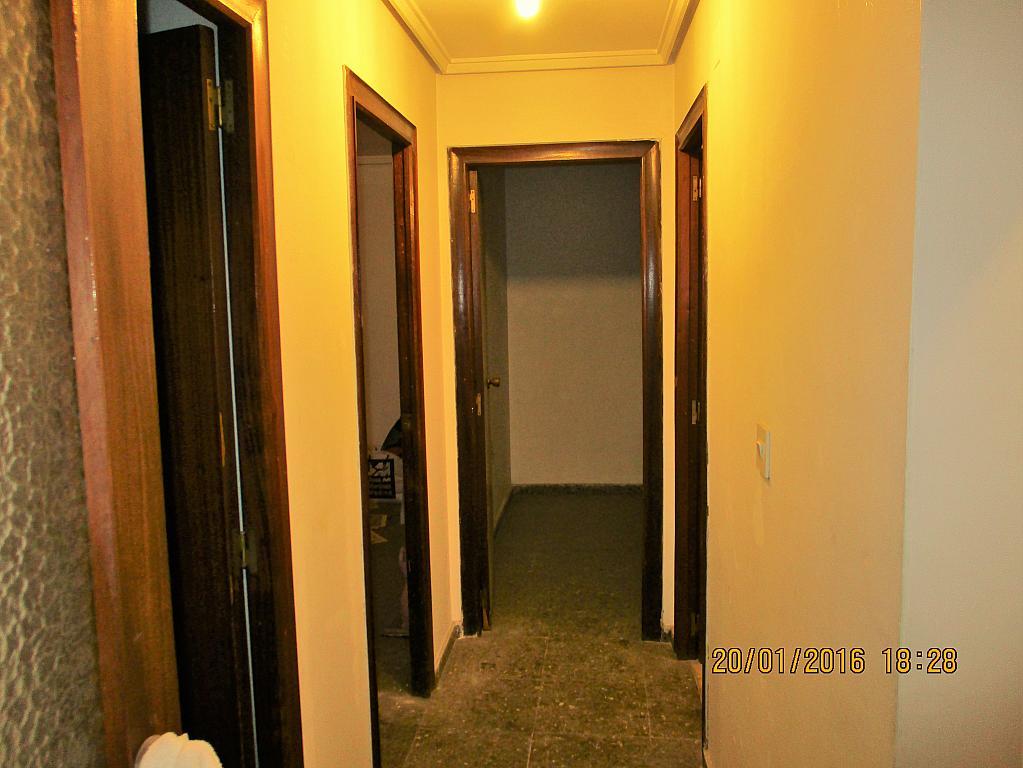 Pasillo - Piso en alquiler en calle Vicente Ferrer, Centro Urbano en Llíria - 289809851