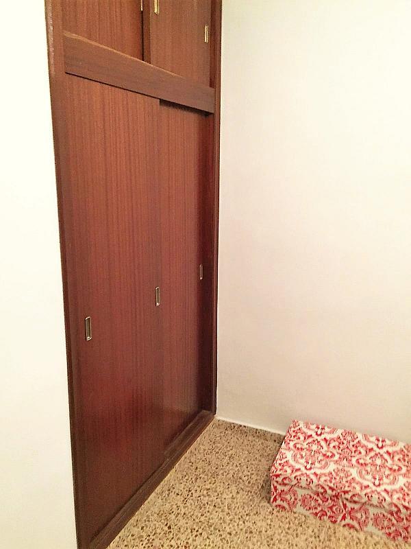 Dormitorio - Piso en alquiler en calle Pelayo, Casinos - 290327247