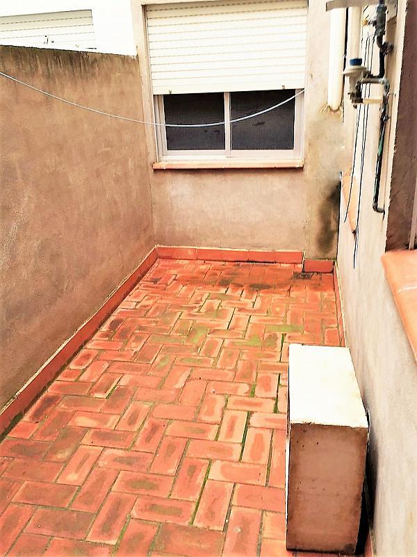 Terraza - Piso en alquiler en calle Pelayo, Casinos - 290327270