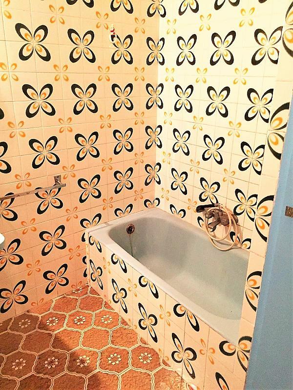 Baño - Piso en alquiler en calle Pelayo, Casinos - 290327275