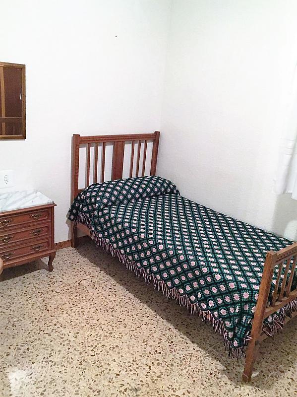 Dormitorio - Piso en alquiler en calle Calvario, Casinos - 290327872