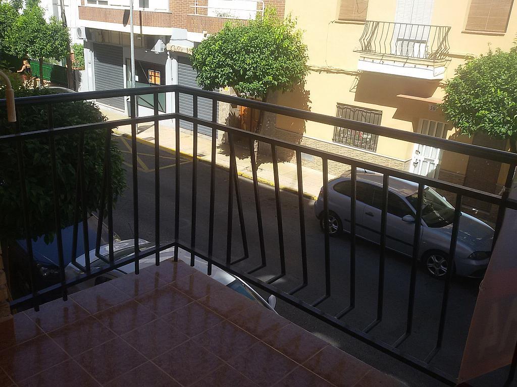 Balcón - Piso en alquiler en calle Fco Alcayde, Eliana Pueblo en Eliana (l´) - 294038696