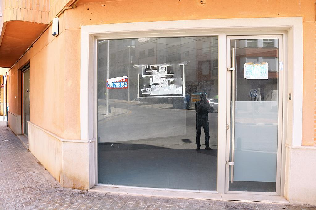 Fachada - Local comercial en alquiler en calle Gerardo Ferrand, Centro Urbano en Llíria - 306526106