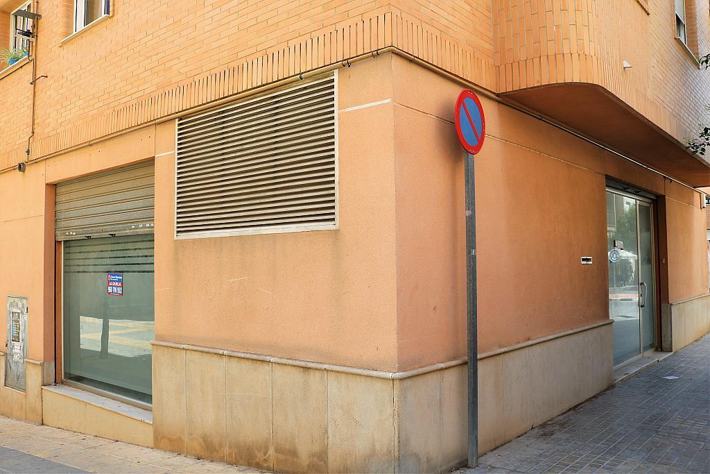 Fachada - Local comercial en alquiler en calle Gerardo Ferrand, Centro Urbano en Llíria - 306526108