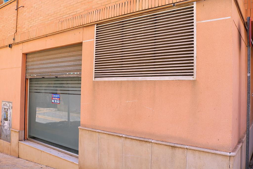 Fachada - Local comercial en alquiler en calle Gerardo Ferrand, Centro Urbano en Llíria - 306526109