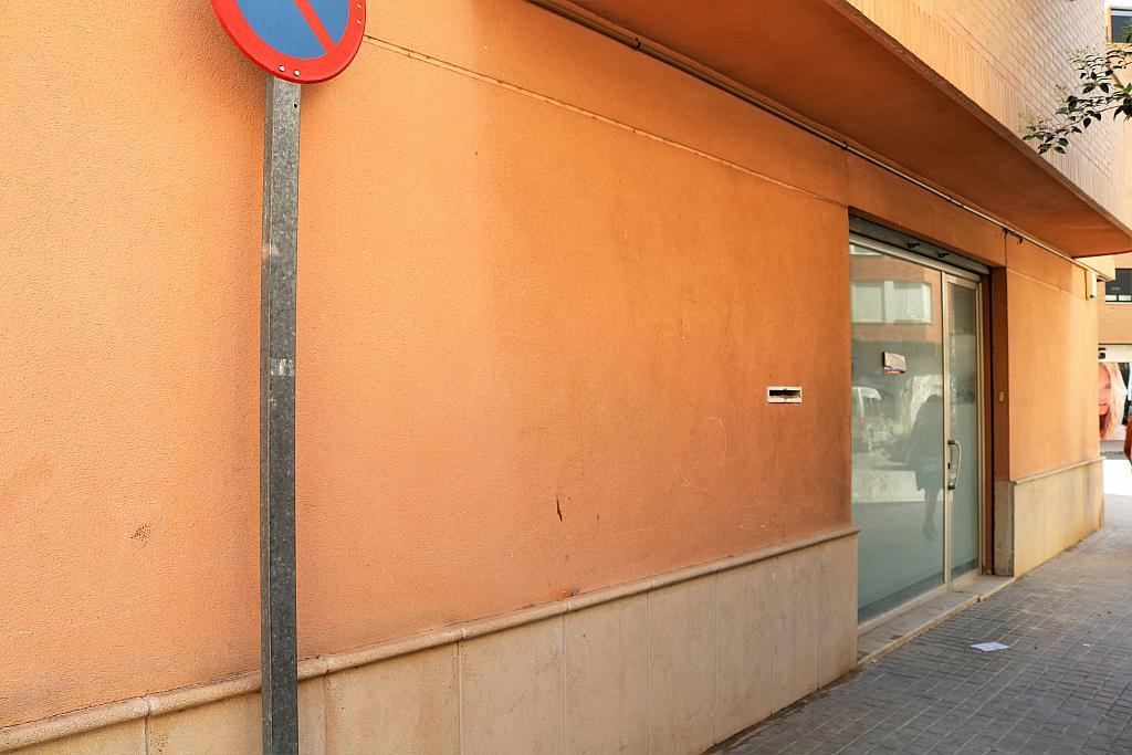 Fachada - Local comercial en alquiler en calle Gerardo Ferrand, Centro Urbano en Llíria - 306526113