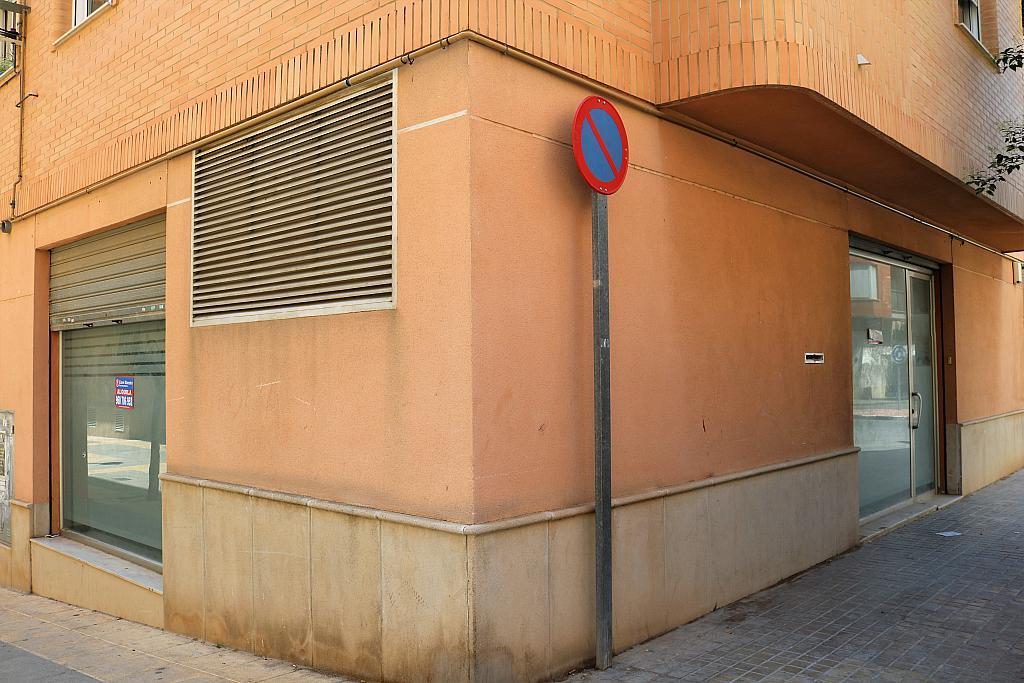 Fachada - Local comercial en alquiler en calle Gerardo Ferrand, Centro Urbano en Llíria - 306526116