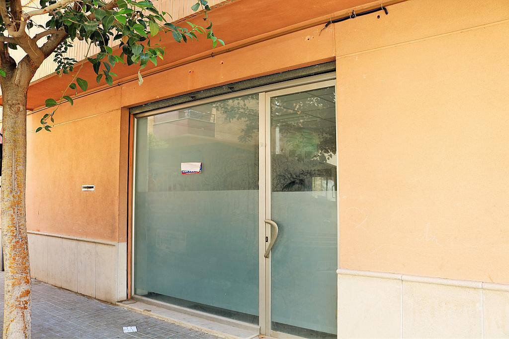 Fachada - Local comercial en alquiler en calle Gerardo Ferrand, Centro Urbano en Llíria - 306526120