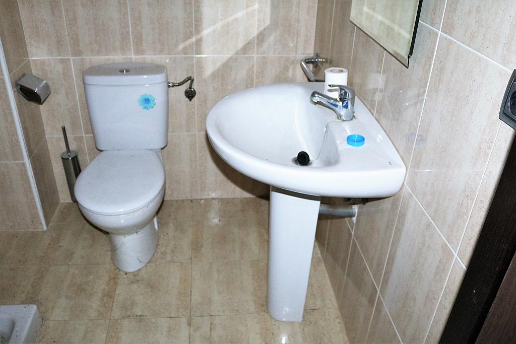 Baño - Local comercial en alquiler en calle Gerardo Ferrand, Centro Urbano en Llíria - 306527575