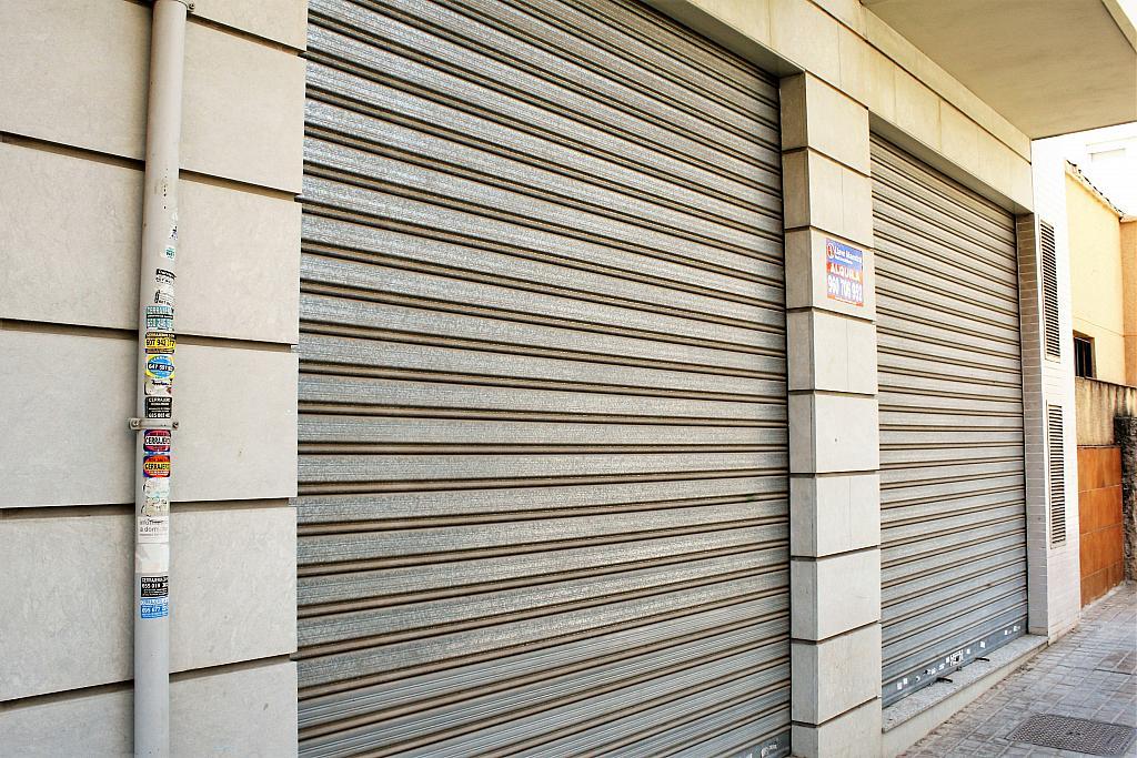 Fachada - Local comercial en alquiler en calle Marc Corneli Nigri, Centro Urbano en Llíria - 306539724