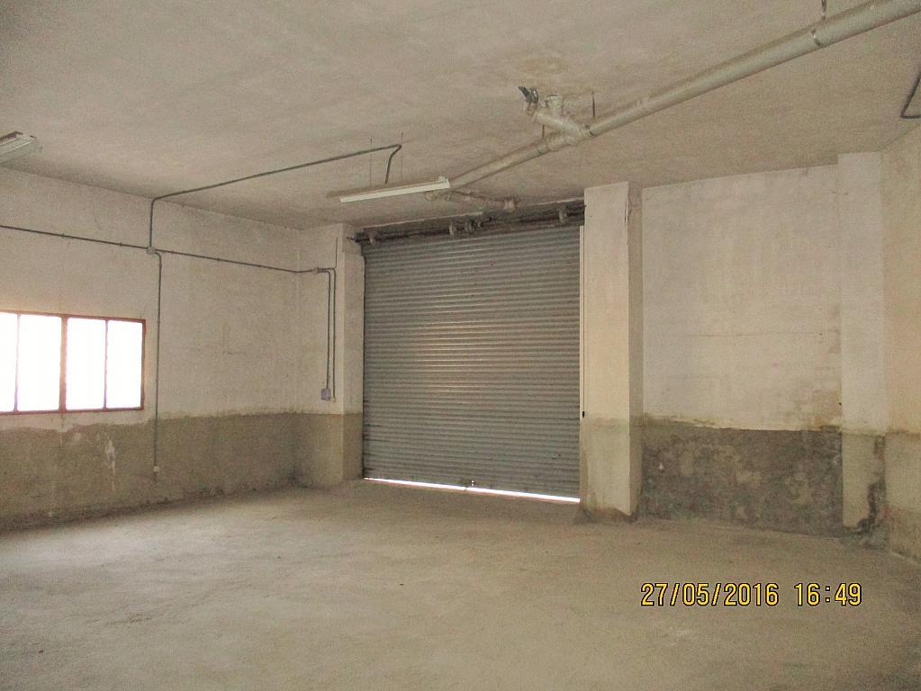 Fachada - Local comercial en alquiler en calle Santa Teresa Jornet, Centro Urbano en Llíria - 306561284