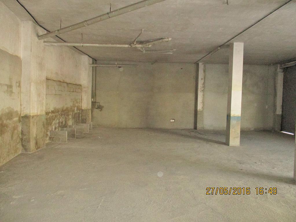 Plano - Local comercial en alquiler en calle Santa Teresa Jornet, Centro Urbano en Llíria - 306561286