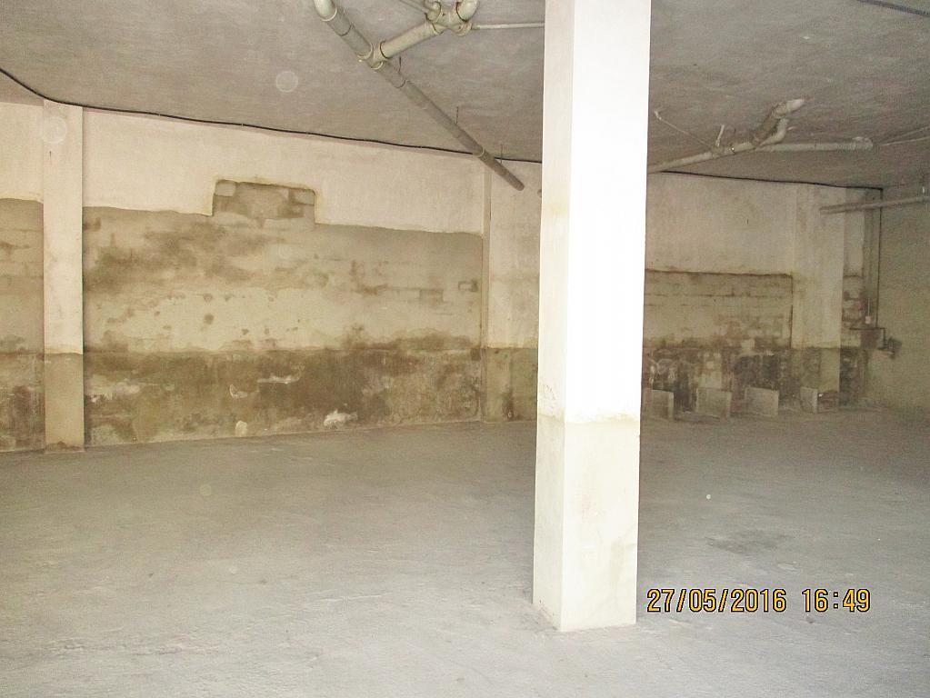 Plano - Local comercial en alquiler en calle Santa Teresa Jornet, Centro Urbano en Llíria - 306561288