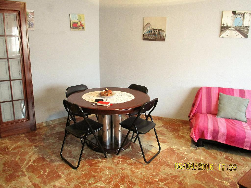 Salón - Piso en alquiler en plaza Nueve Octubre, Centro Urbano en Llíria - 321260643