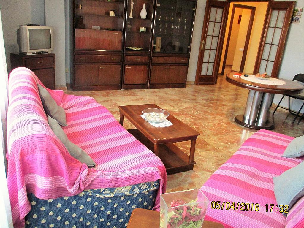 Salón - Piso en alquiler en plaza Nueve Octubre, Centro Urbano en Llíria - 321260646