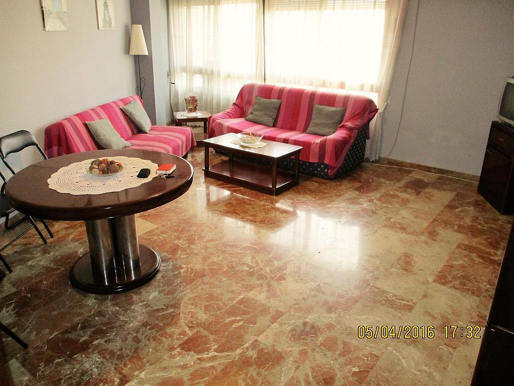 Salón - Piso en alquiler en plaza Nueve Octubre, Centro Urbano en Llíria - 321260649