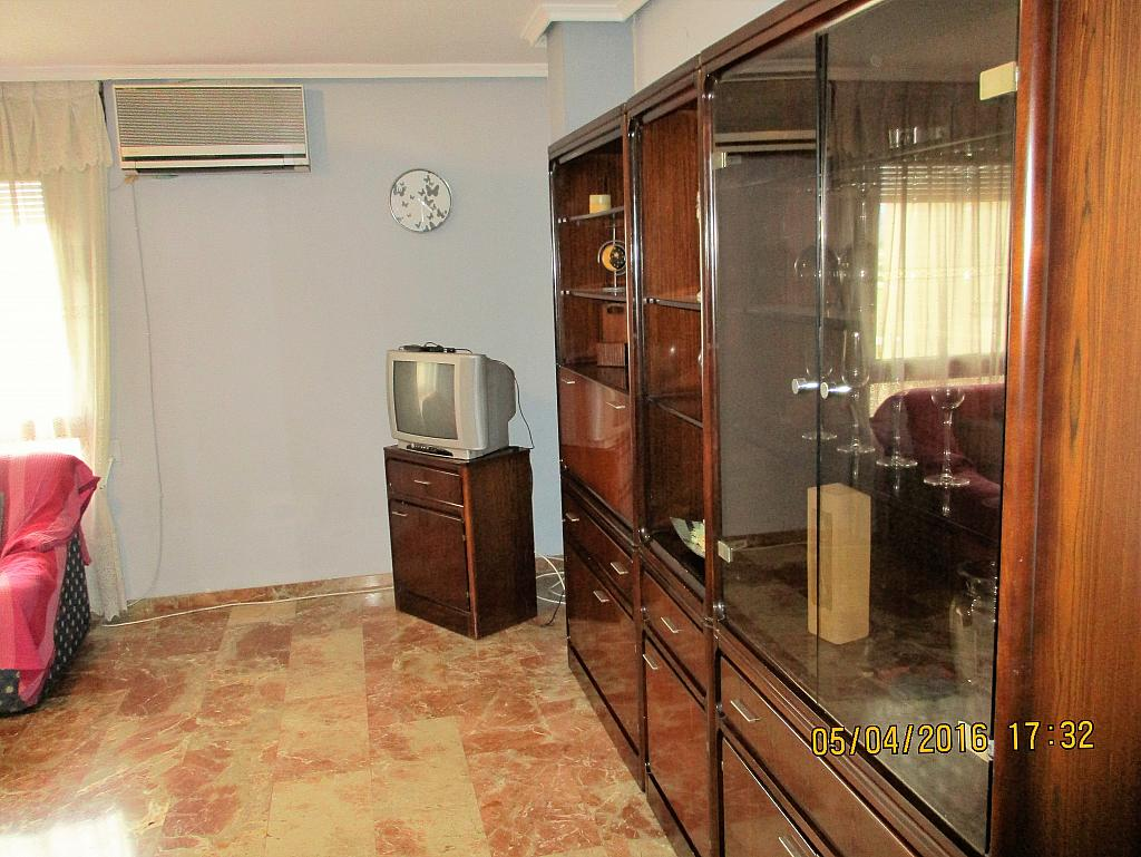 Salón - Piso en alquiler en plaza Nueve Octubre, Centro Urbano en Llíria - 321260650
