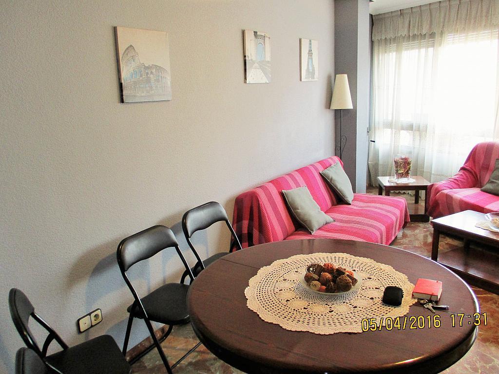 Salón - Piso en alquiler en plaza Nueve Octubre, Centro Urbano en Llíria - 321260655