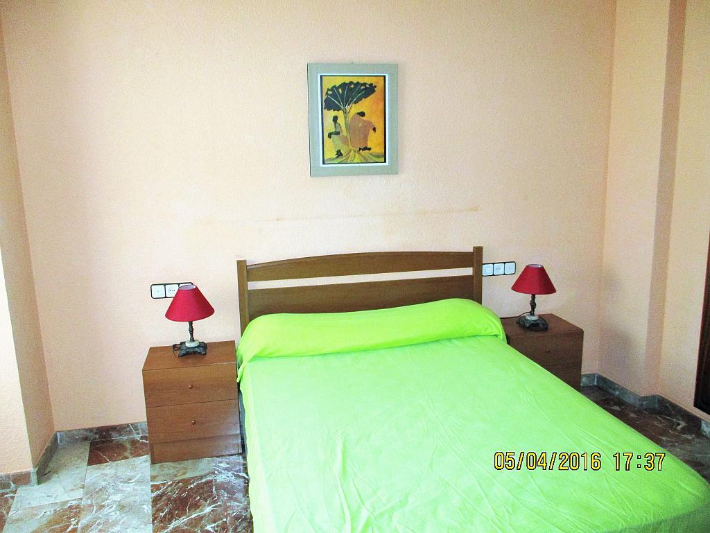 Dormitorio - Piso en alquiler en plaza Nueve Octubre, Centro Urbano en Llíria - 321260658