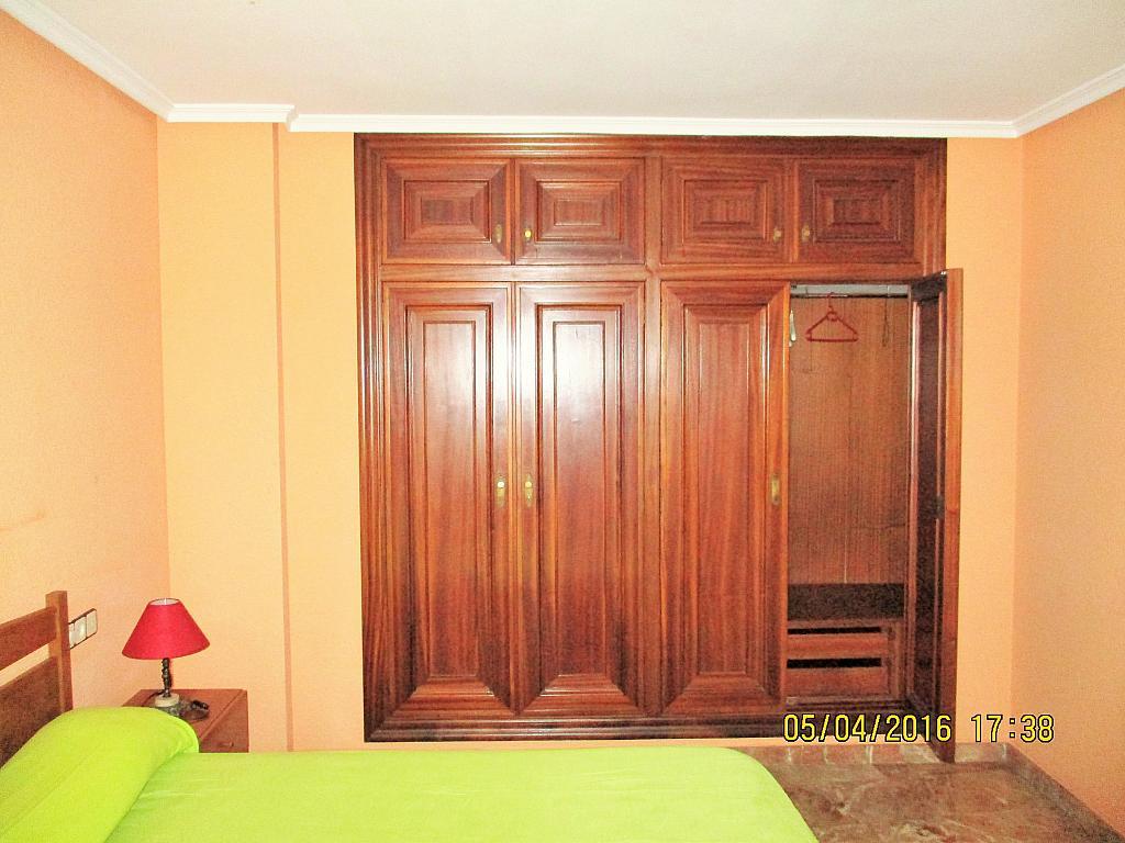 Dormitorio - Piso en alquiler en plaza Nueve Octubre, Centro Urbano en Llíria - 321260663