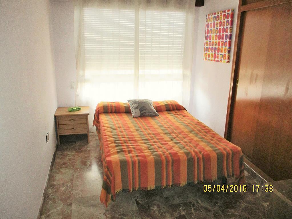 Dormitorio - Piso en alquiler en plaza Nueve Octubre, Centro Urbano en Llíria - 321260702