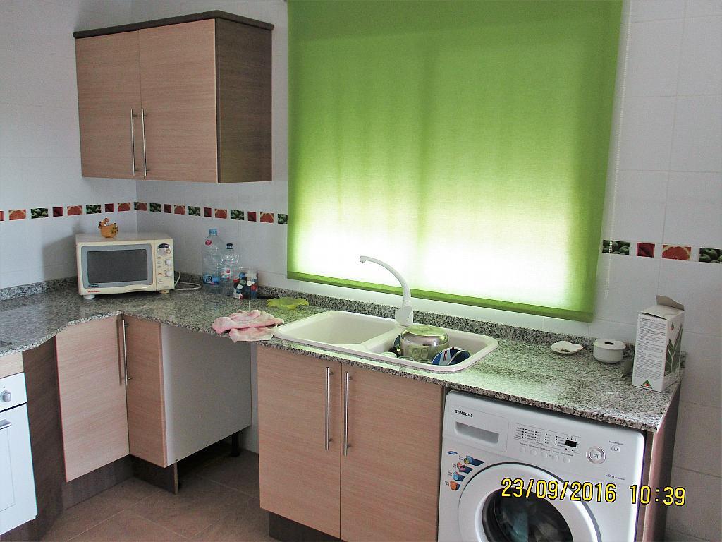 Cocina - Chalet en alquiler en calle La Marina, Corral de la Marquesa en Llíria - 324848231
