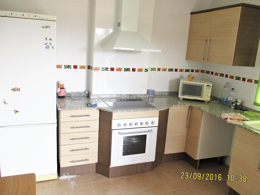 Cocina - Chalet en alquiler en calle La Marina, Corral de la Marquesa en Llíria - 324848234