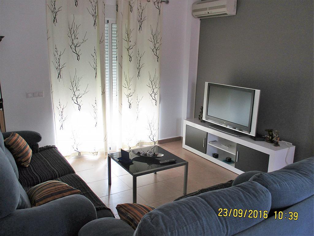 Salón - Chalet en alquiler en calle La Marina, Corral de la Marquesa en Llíria - 324848235