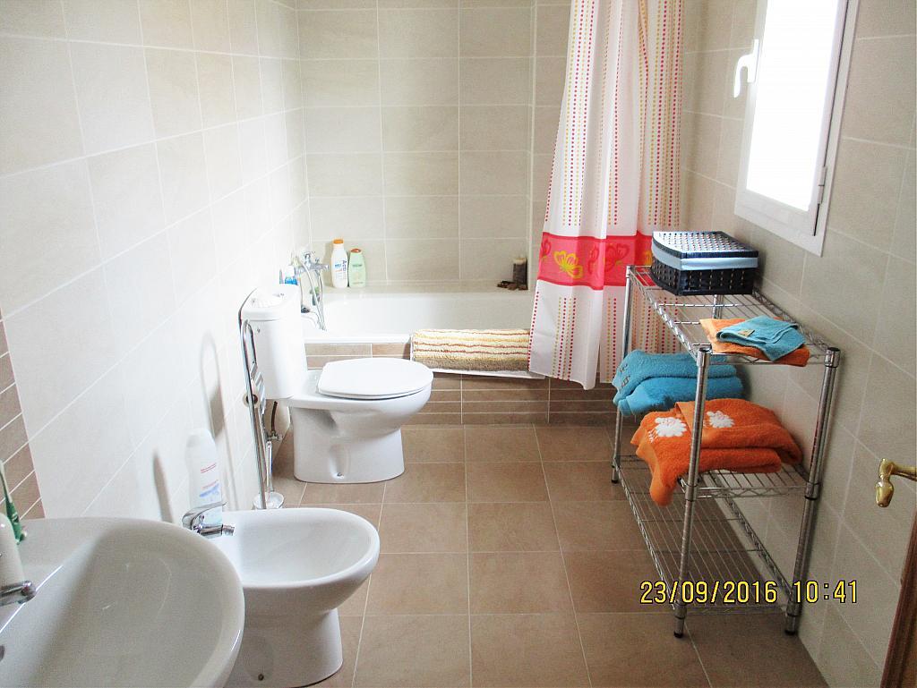 Baño - Chalet en alquiler en calle La Marina, Corral de la Marquesa en Llíria - 324848264