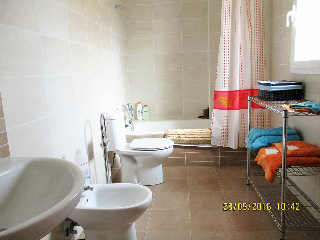 Baño - Chalet en alquiler en calle La Marina, Corral de la Marquesa en Llíria - 324848266