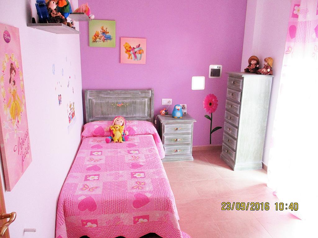 Dormitorio - Chalet en alquiler en calle La Marina, Corral de la Marquesa en Llíria - 324848267
