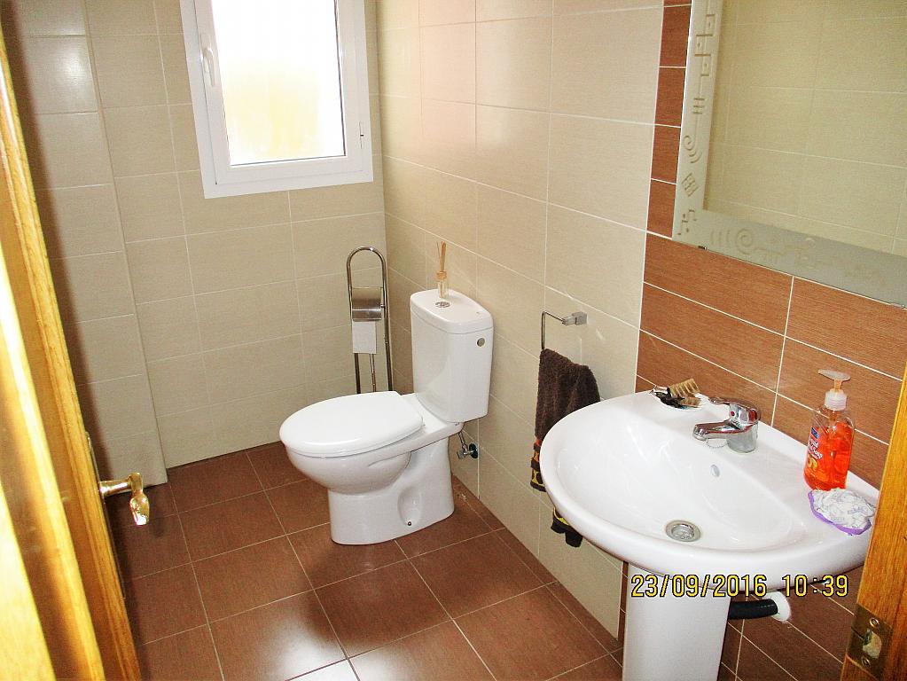 Baño - Chalet en alquiler en calle La Marina, Corral de la Marquesa en Llíria - 324848275