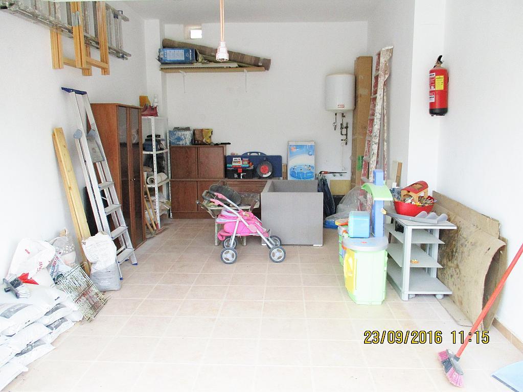 Garaje - Chalet en alquiler en calle La Marina, Corral de la Marquesa en Llíria - 324848278