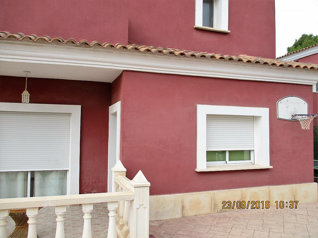 Fachada - Chalet en alquiler en calle La Marina, Corral de la Marquesa en Llíria - 324848299