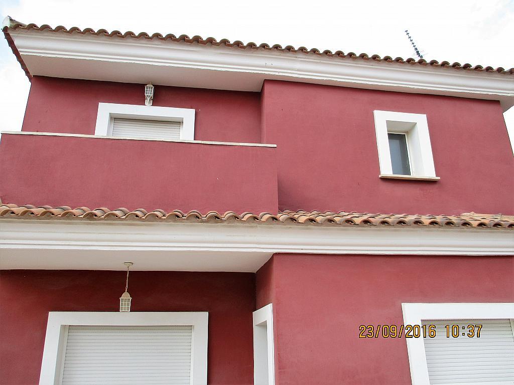 Fachada - Chalet en alquiler en calle La Marina, Corral de la Marquesa en Llíria - 324848302