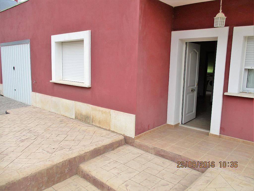 Fachada - Chalet en alquiler en calle La Marina, Corral de la Marquesa en Llíria - 324848305