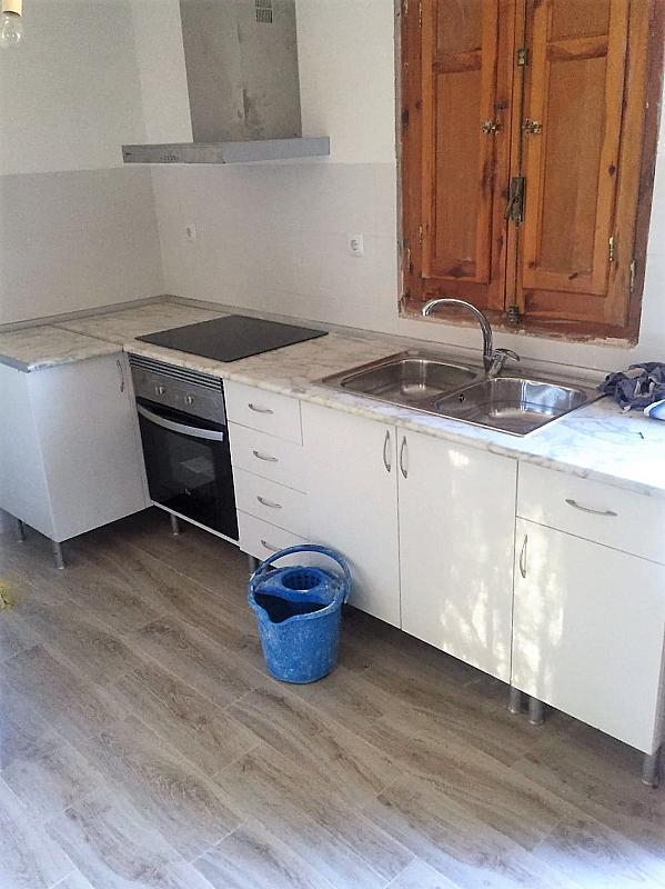 Cocina - Chalet en alquiler en calle Olocau, Olocau - 325258050