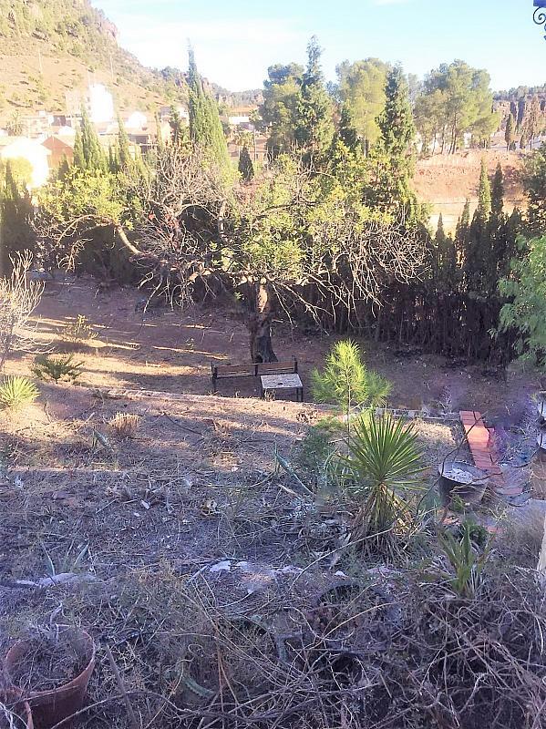 Jardín - Chalet en alquiler en calle Olocau, Olocau - 325258060