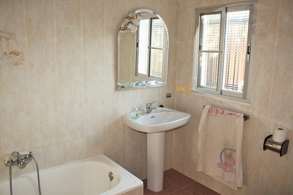 Baño - Chalet en alquiler en calle Diseminado, Llíria - 328018049