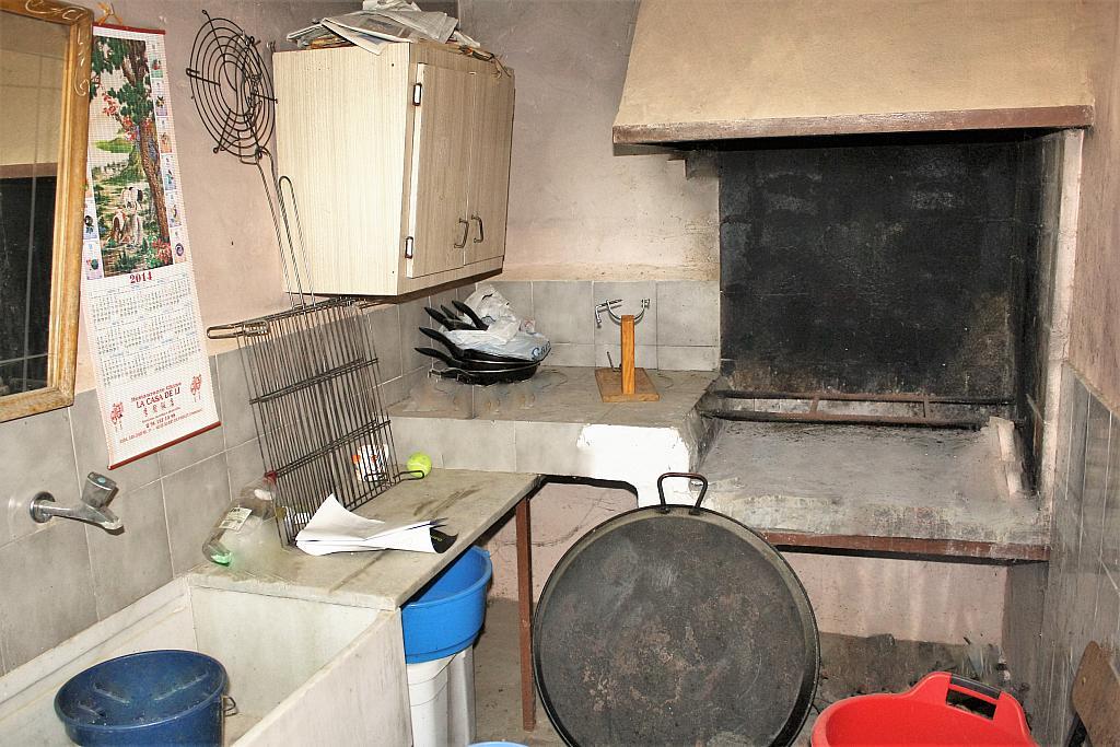 Patio trasero - Chalet en alquiler en calle Diseminado, Llíria - 328018090