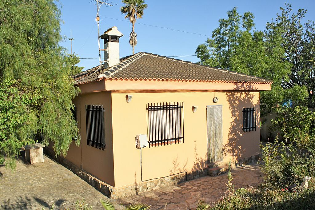 Fachada - Chalet en alquiler en calle Diseminado, Llíria - 328018123