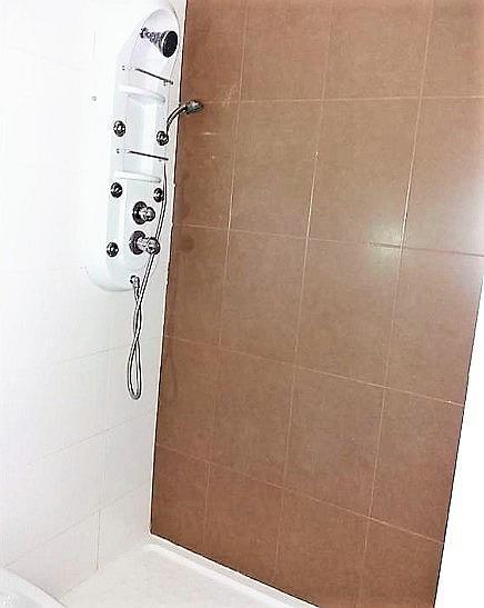 Baño - Ático en alquiler en calle Vilamarxant, Casco Urbano en Vilamarxant - 347102933