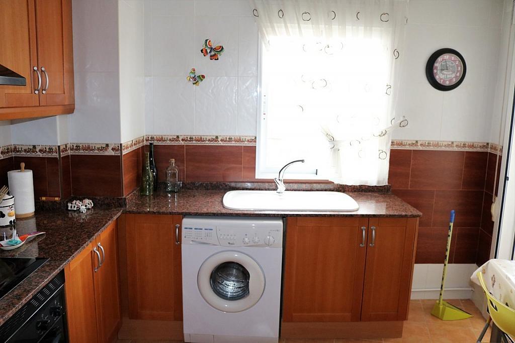 Cocina - Dúplex en alquiler en calle Benisano, Benisanó - 355067282