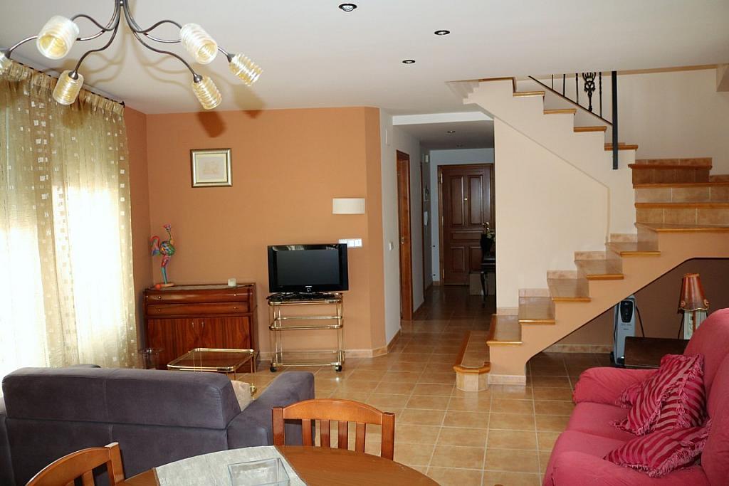 Salón - Dúplex en alquiler en calle Benisano, Benisanó - 355067306