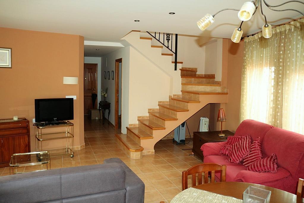 Salón - Dúplex en alquiler en calle Benisano, Benisanó - 355067308