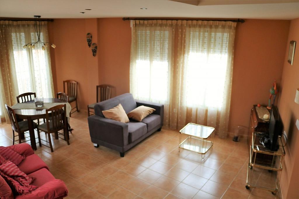 Salón - Dúplex en alquiler en calle Benisano, Benisanó - 355067311