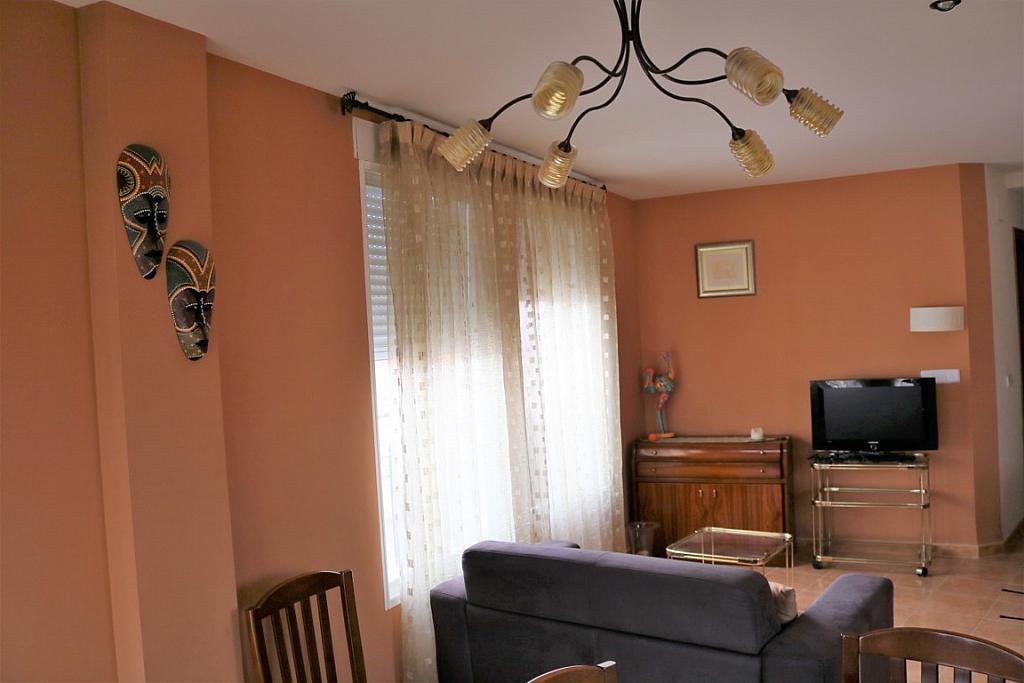 Salón - Dúplex en alquiler en calle Benisano, Benisanó - 355067317