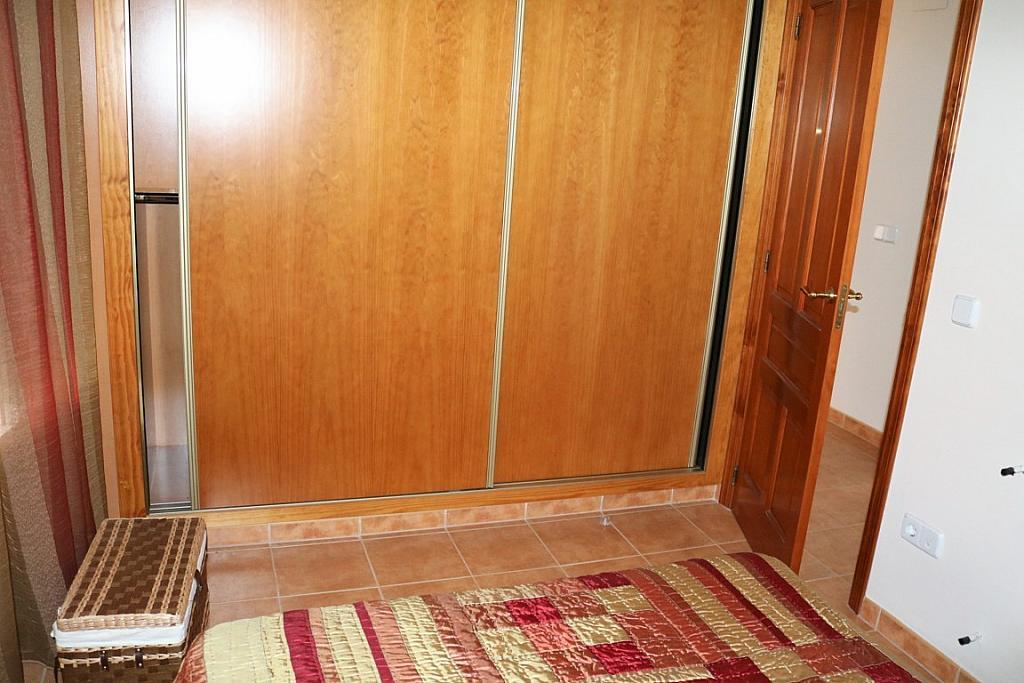 Dormitorio - Dúplex en alquiler en calle Benisano, Benisanó - 355067354