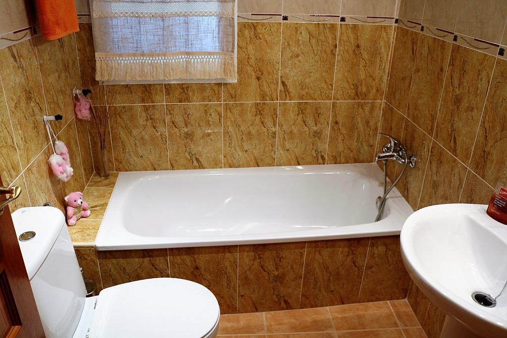 Baño - Dúplex en alquiler en calle Benisano, Benisanó - 355067369