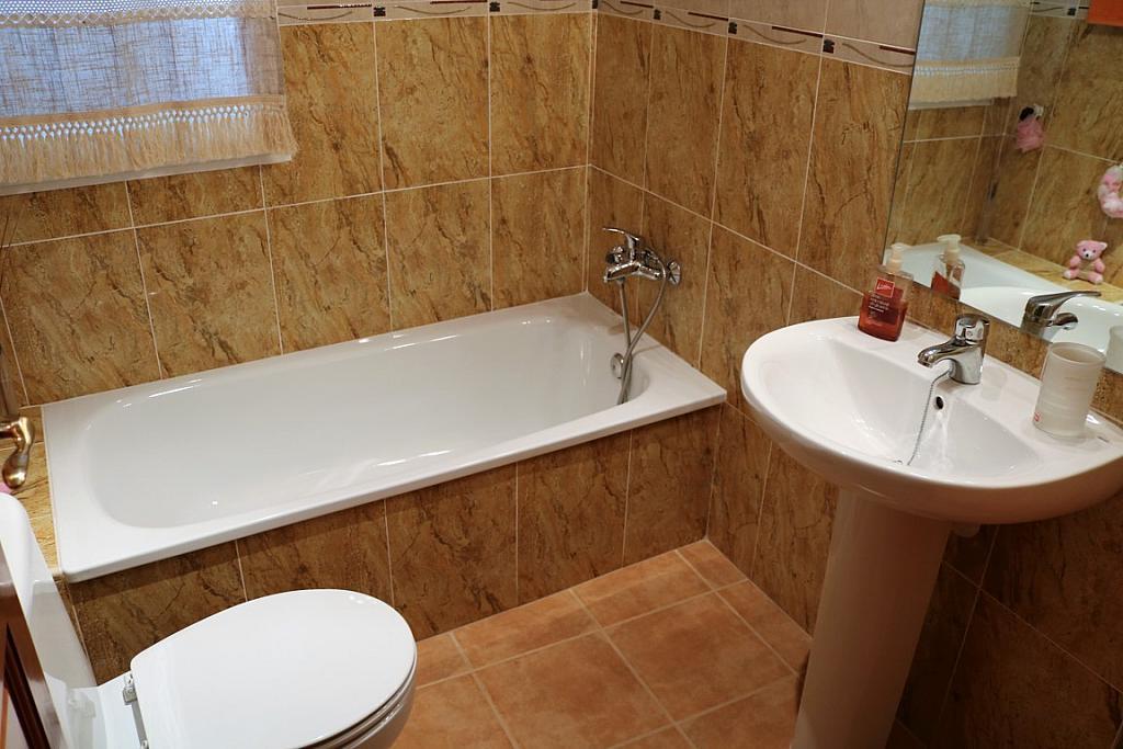 Baño - Dúplex en alquiler en calle Benisano, Benisanó - 355067370